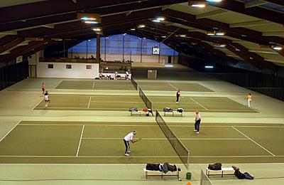Tennishalle Offenbach